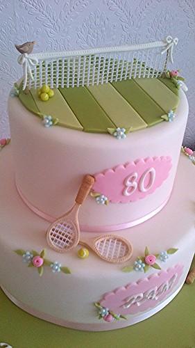 Birthday Cake Tennis