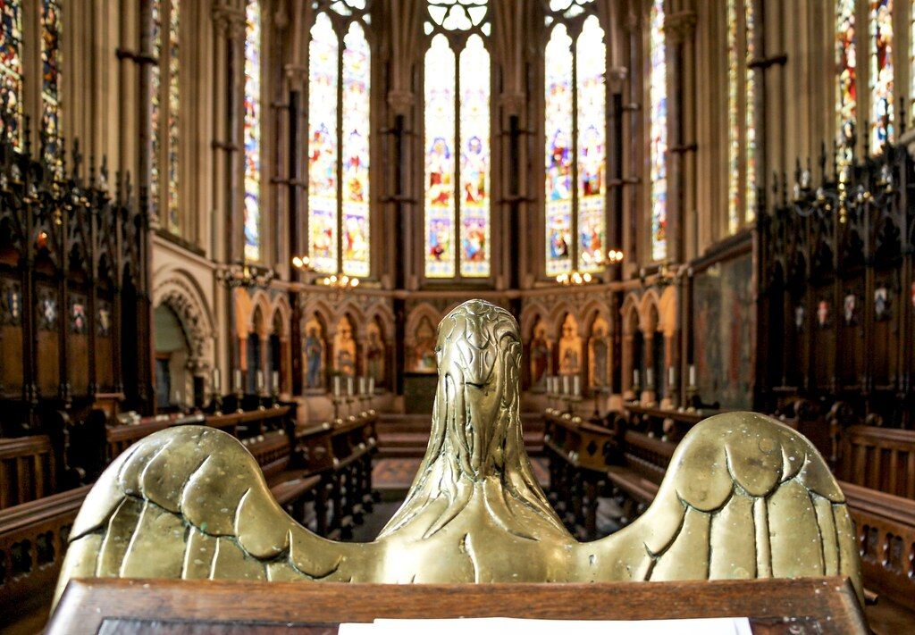 Exeter College Chapel University of Oxford Dr Strange Marvel Film