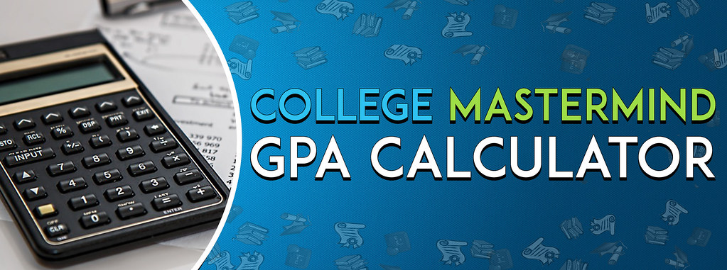 College Mastermind GPA Calculator Banner