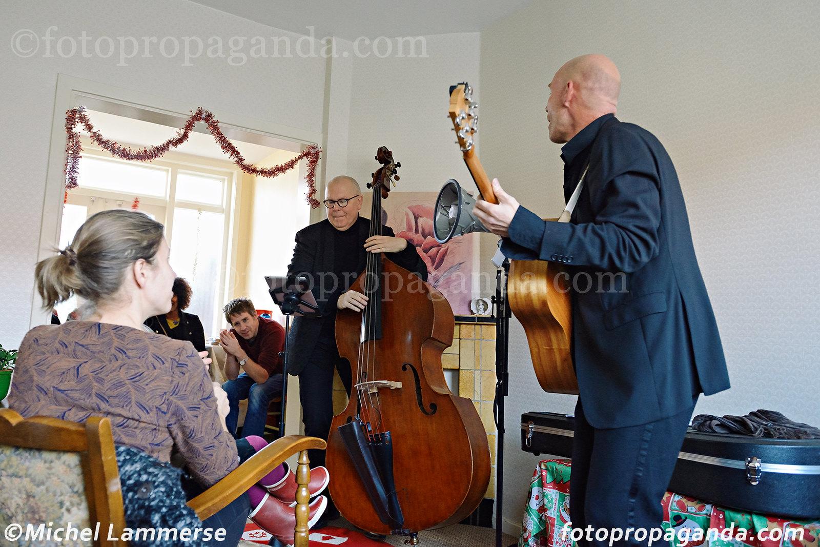 foto Muziek bij de Buren