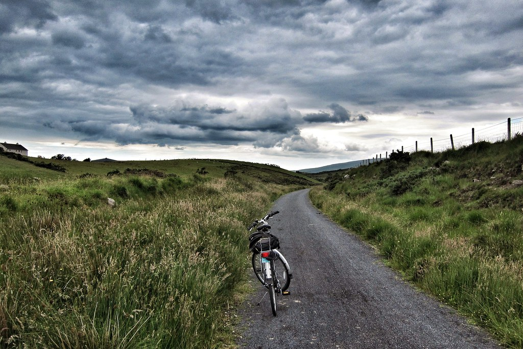 On The Great Western Greenway, County Mayo