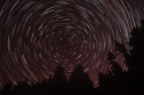 Startrails #2 | by Michael-Herrmann