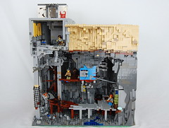 Safety Underground: Main by JustinR.