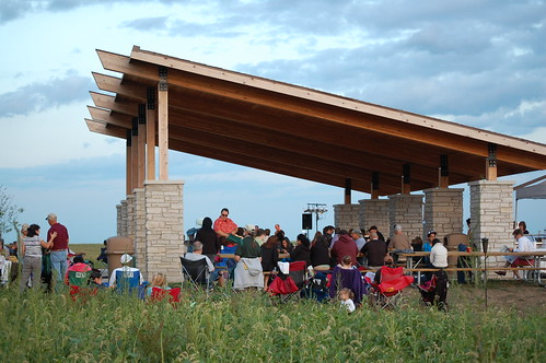 Prairie Vibes: A Night of Music on the Bluff 2012 | by Forest Preserve District of Will County