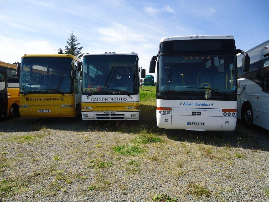 Baba142 Coaches Bus Na Comhairle Galson Motors Lochs Moto