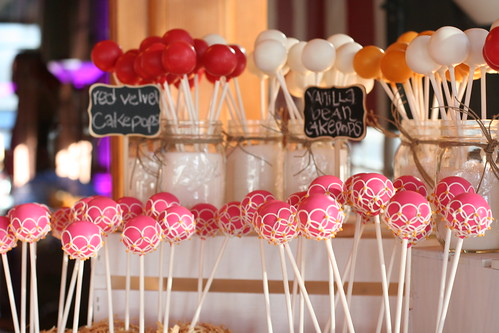 Colorful Piped Cake Pops | by Sweet Lauren Cakes
