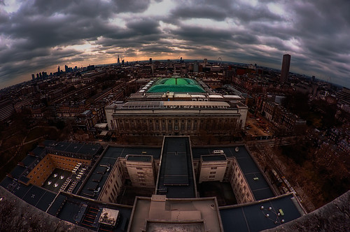Fisheye London | by murphyz