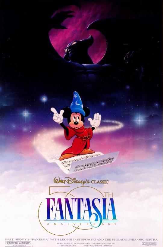 Fantasia Movie Poster ...