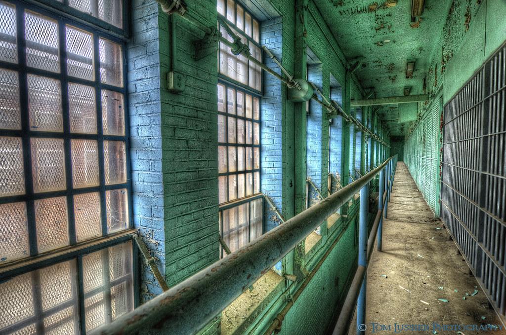 Lorton Prison Explore Capturing Urban Decay Images Has