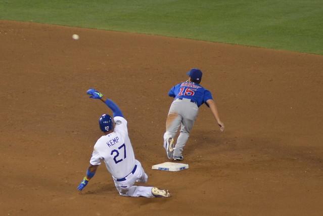 Cubs Vs Dodgers