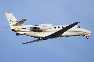 Cessna 560XL Citation Excel N227MC | by Flightline Aviation Media