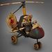 LittleBigPlanet Karting: Horde_GyroCopter