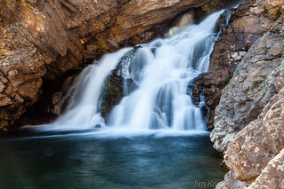 Running Eagle Falls | by law_kid