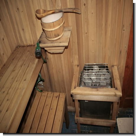 Sauna plans all you need is the right information about for Sauna plans