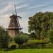 """Cornmill """"Houdt Braef Stant"""" (1856) Welsum"""