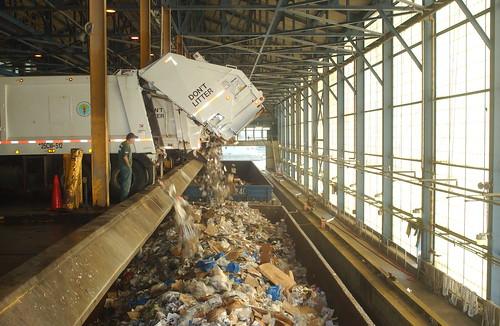 Staten Island Sanitation Department