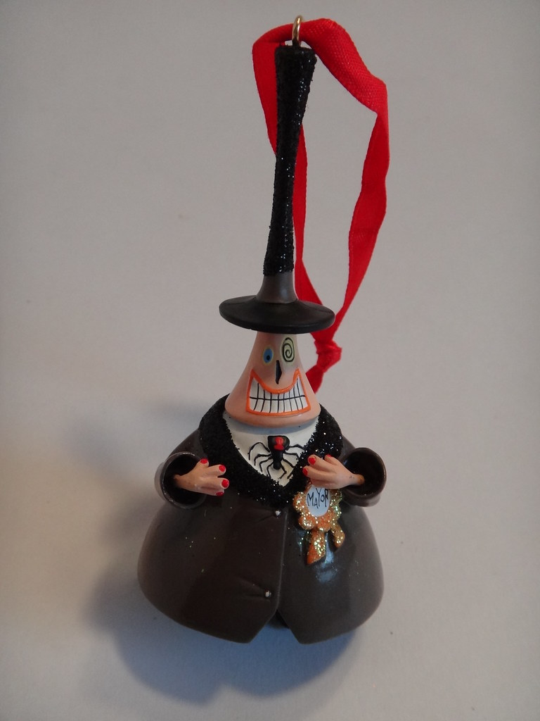 2012 disney parks halloween town mayor ornament - free sta… | flickr