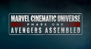 Avengers Phase One | by fbtb