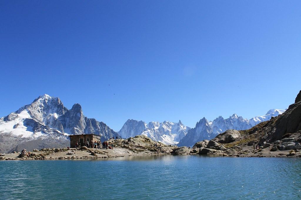 Lac Blanc , Chamonix-Mont-Blanc, Haute-Savoie, France | Flickr