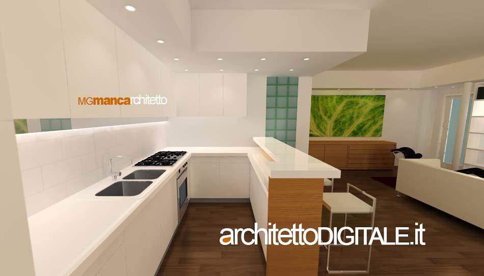 Progettare Una Cucina In 3d. Trendy Emejing Progettare Una Cucina In ...