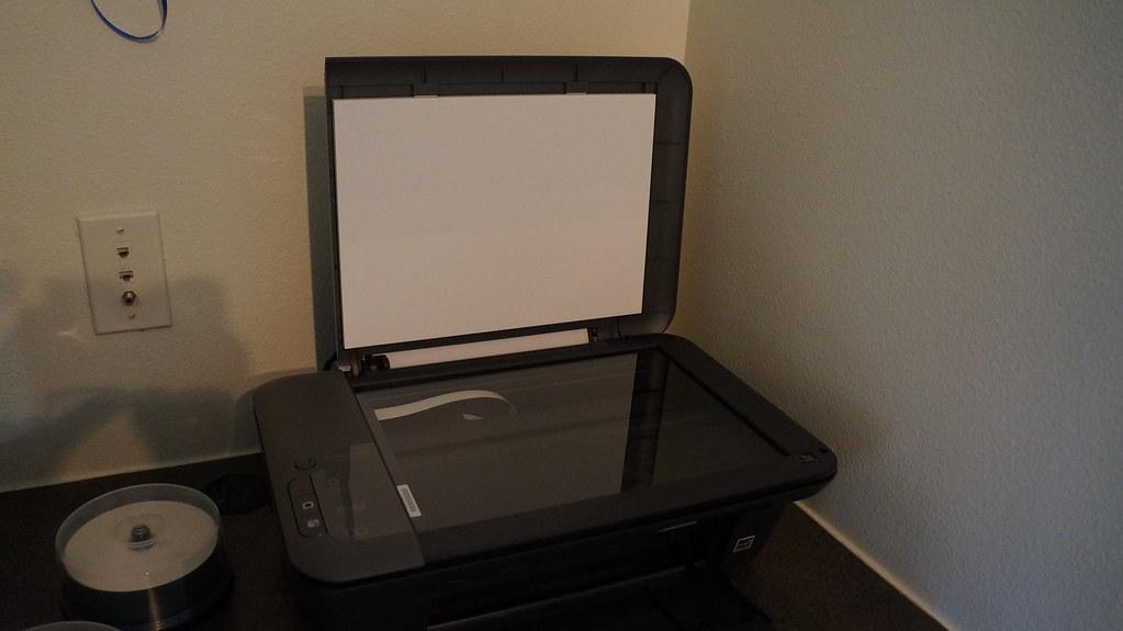 Hp deskjet 1055 printer problems