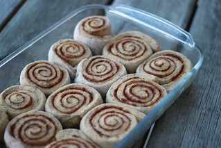 Pumpkin Cinnamon Rolls Ready for Baking | by keddylee