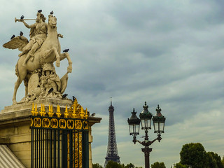View from Tuileries | by Nathan Laurell