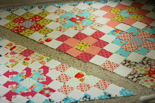 Short Trips Around the World Baby Quilt | by twinfibers