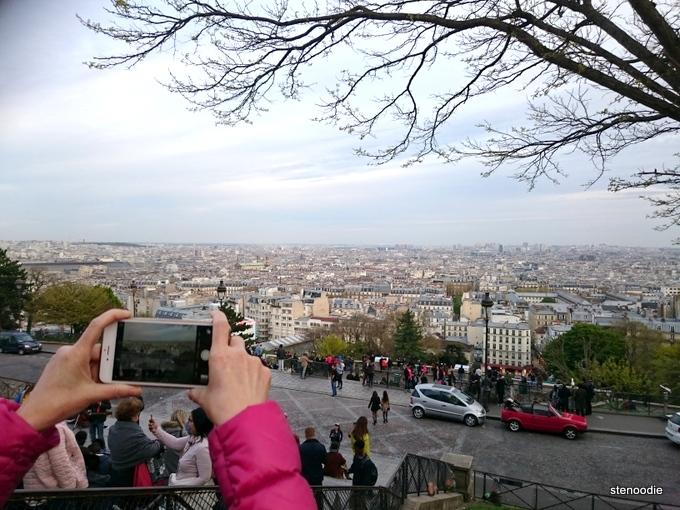 Le Panorama de Paris