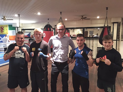 Hawick Boxing Club | by John2Win