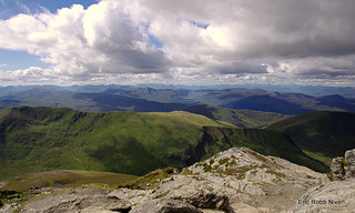 Ben Lawers(View looking north west) | by eric robb niven