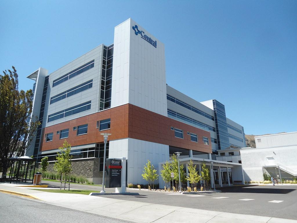 central washington hospital wenatchee  wa