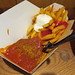 Currywurst with Fries