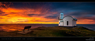 Tacking Point Lighthouse | by Jay Daley