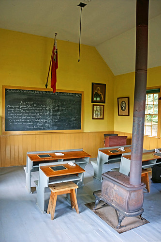 DSC01425 - One Room School House | by archer10 (Dennis) 88M Views