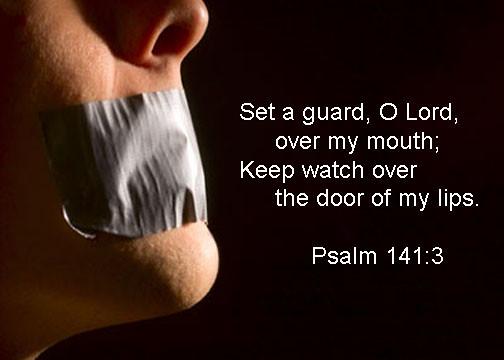 Psalm 141 3 Amy Taylor Flickr