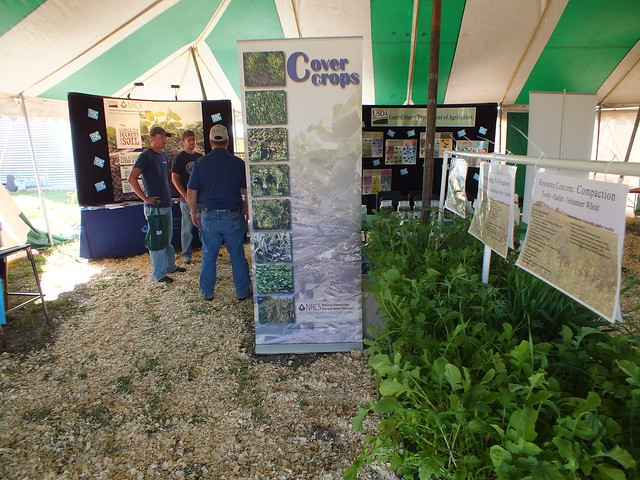 Nrcs At The Dakotafest Farm Show 2012 Flickr Photo Sharing