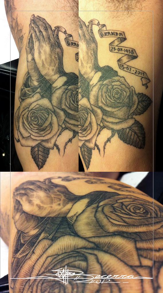 2012 Tattoo Manos Rezando Low Re Jorge Becerra Pereira Flickr