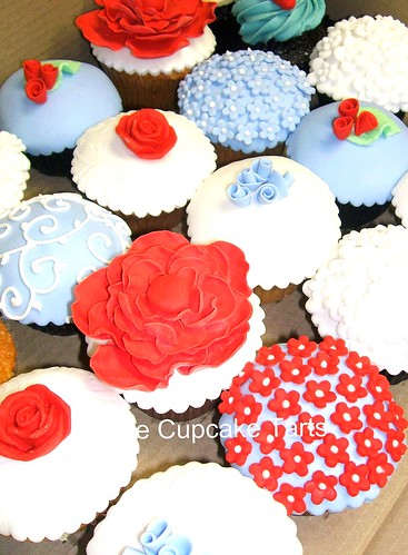 FRENCH VINTAGE! | by The Cupcake Tarts (previously Tutta Bella)