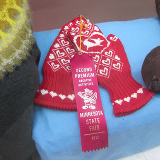 My first State Fair Ribbon | by katbaro