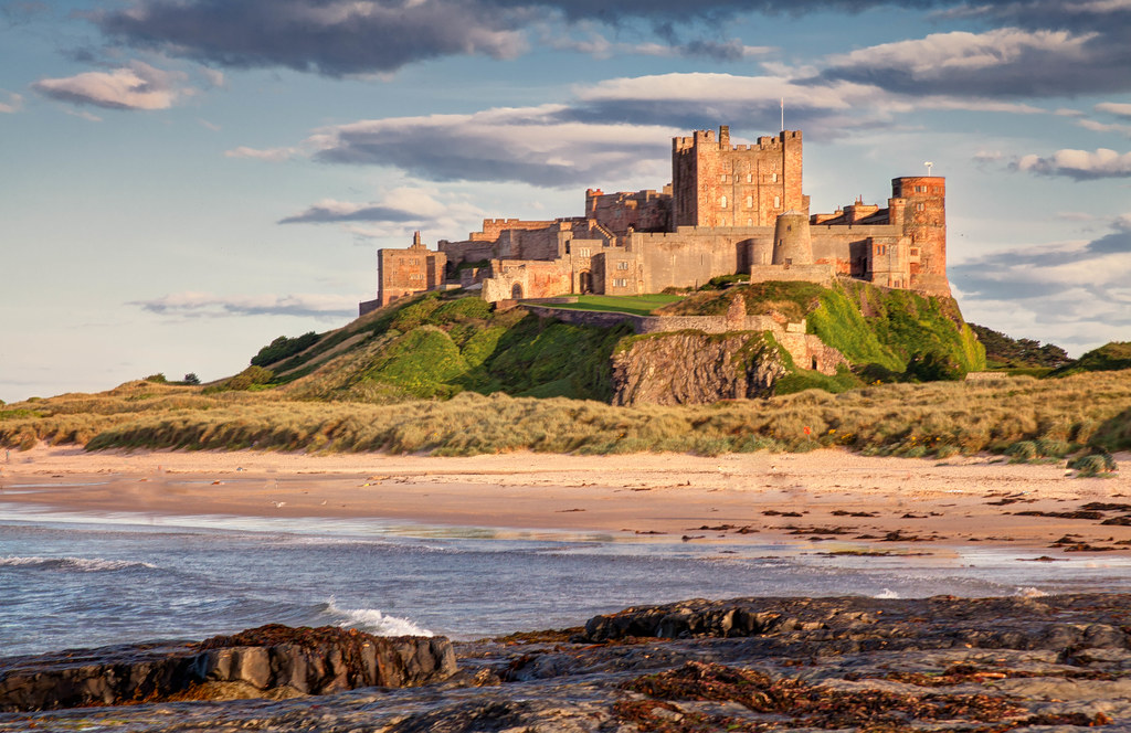 bamburgh castle - photo #6