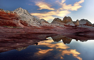 White Pocket Sunset Re-visited | by Brent McGuirt Photography