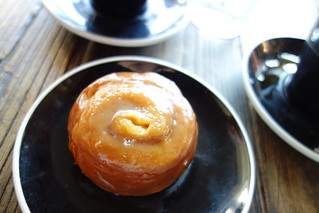 Sticky Bun + Pourovers | Toby's Estate | N 6th St | Williamsburg | by Project Latte - Cafe Culture