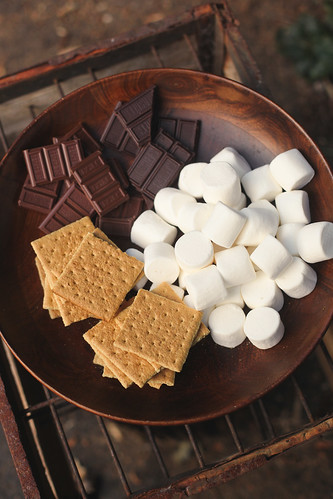s'mores | by hannah * honey & jam
