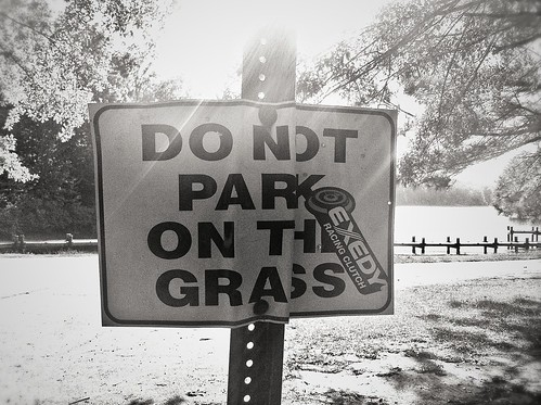 Park on Grass. | by Peace!...with 2 fingers;)