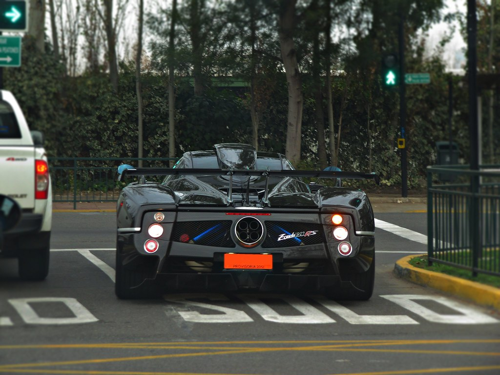 pagani zonda 760 rs edition 1of 1 | perfectuners | flickr