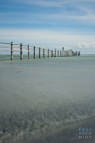 Water Fence | by Felix Schmidt Photography