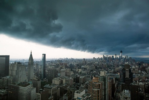 Extreme Storm Manhattan, NYC | by Lisa Bettany {Mostly Lisa}