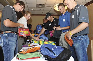 Backpacks for kids in need | by CHS Inc