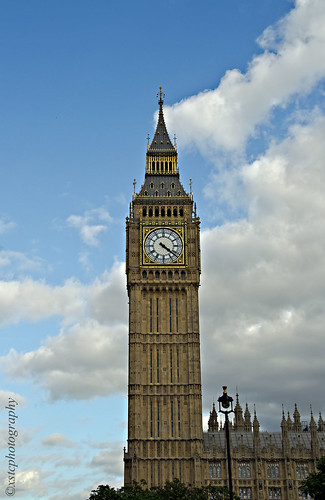 Big Ben Bell Tower | by xstc